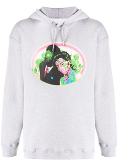 Opening Ceremony Figures relaxed-fit hoodie