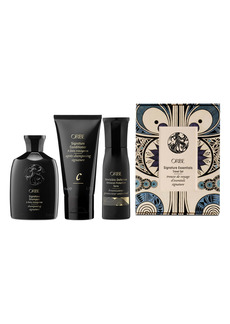 Oribe Rowan Harrison Signature Essentials Travel Size Set (USD $51 Value)