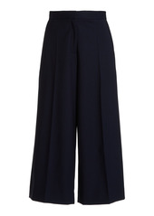Oscar de la Renta Wool-Blend Culottes
