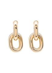 Paco Rabanne chain link earrings