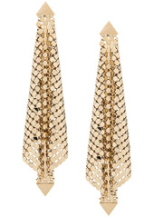 Paco Rabanne chainmail drop earrings