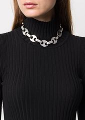 Paco Rabanne chan-link necklace