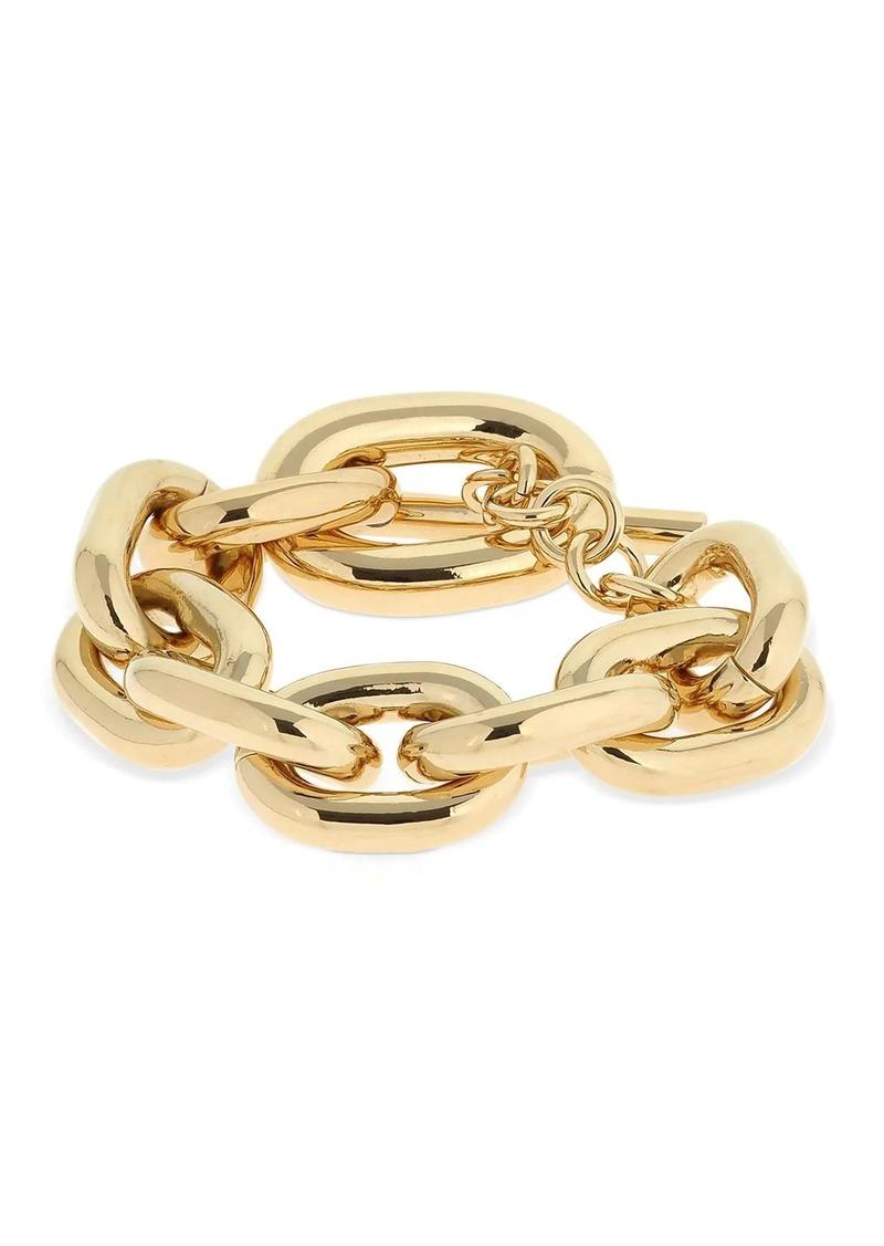 Paco Rabanne Chunky Chain Bracelet