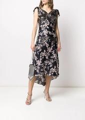 Paco Rabanne disc embellished midi skirt