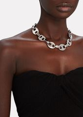Paco Rabanne Eight Chain-Link Necklace