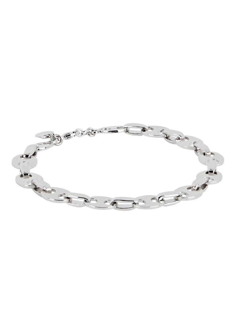 Paco Rabanne Eight Nano Chain-Link Bracelet