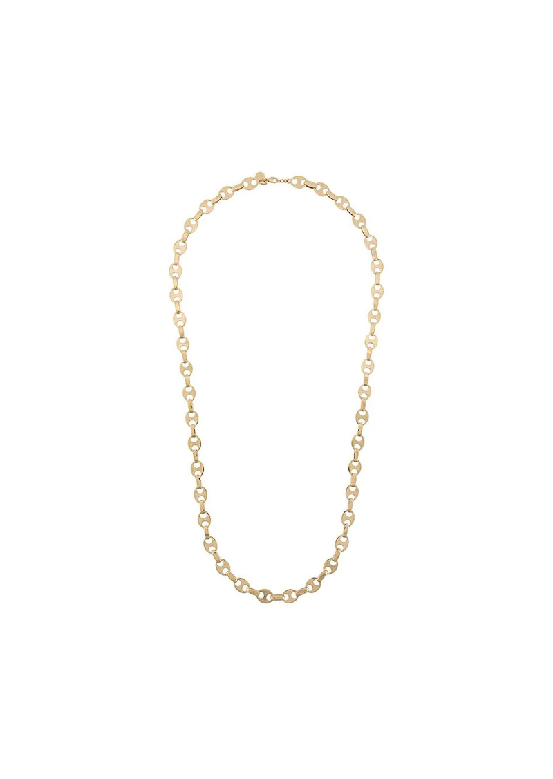 Paco Rabanne Eight nano chain necklace