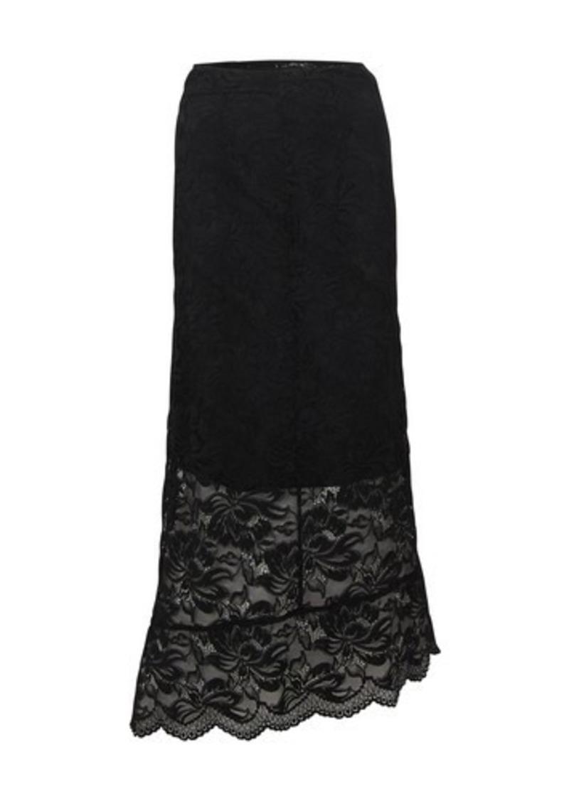 Paco Rabanne Long skirt