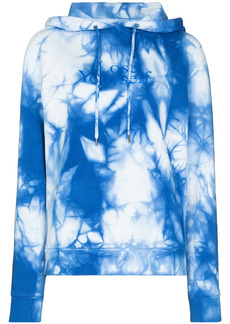 Paco Rabanne Lose Yourself tie-dye hoodie