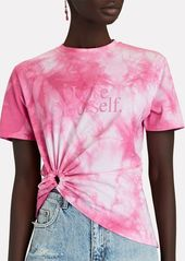 Paco Rabanne Lose Yourself Tie-Dyed T-Shirt