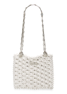 paco rabanne 1969 Crystal Embellished Shoulder Bag