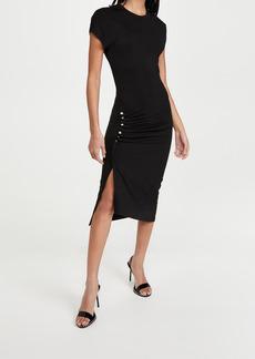 Paco Rabanne Short Sleeve Dress