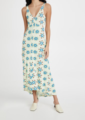 Paco Rabanne Floral Dress