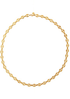 Paco Rabanne Gold Eight Nano Necklace