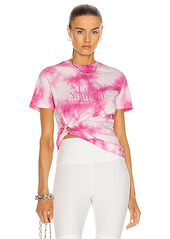 PACO RABANNE Lose Yourself Tie Dye Tee Shirt