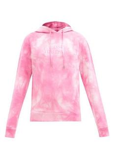 Paco Rabanne Lose Yourself tie-dye cotton-jersey sweatshirt