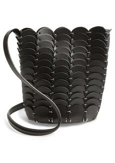 paco rabanne Pacoïo Leather Bucket Bag