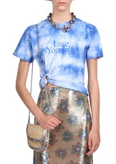 Paco Rabanne Lose Yourself Tie-Dyed Cotton Jersey T-Shirt