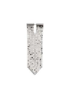 paco rabanne Pixel Tie Earring