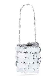 Paco Rabanne Sparkle Bucket Bag - Metallic