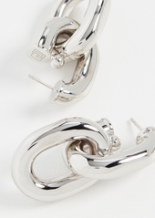 Paco Rabanne XL Link Hoop Earrings