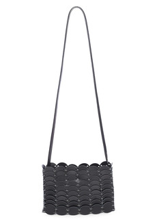 Paco Rabanne Pacoio Leather Shoulder Bag