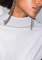 Paco Rabanne Pixel chainmail earrings