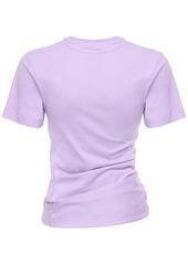 Paco Rabanne Printed Cotton T-shirt