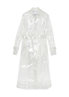 Paco Rabanne Transparent coat