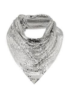 Paco Rabanne triangle scarf
