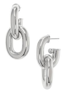 Women's Paco Rabanne Xl Link Hoop Earrings