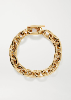 Paco Rabanne Xl Link Gold-tone Necklace