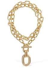 Paco Rabanne Xl Link Long Chain Necklace
