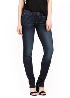 PAIGE Transcend - Skyline Straight Leg Jeans (Gardena)
