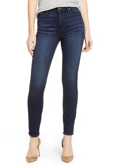 PAIGE Transcend - Hoxton High Waist Ankle Skinny Jeans (Koda) (Nordstrom Exclusive)