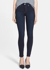 PAIGE Transcend - Hoxton High Waist Ultra Skinny Jeans (Mona)