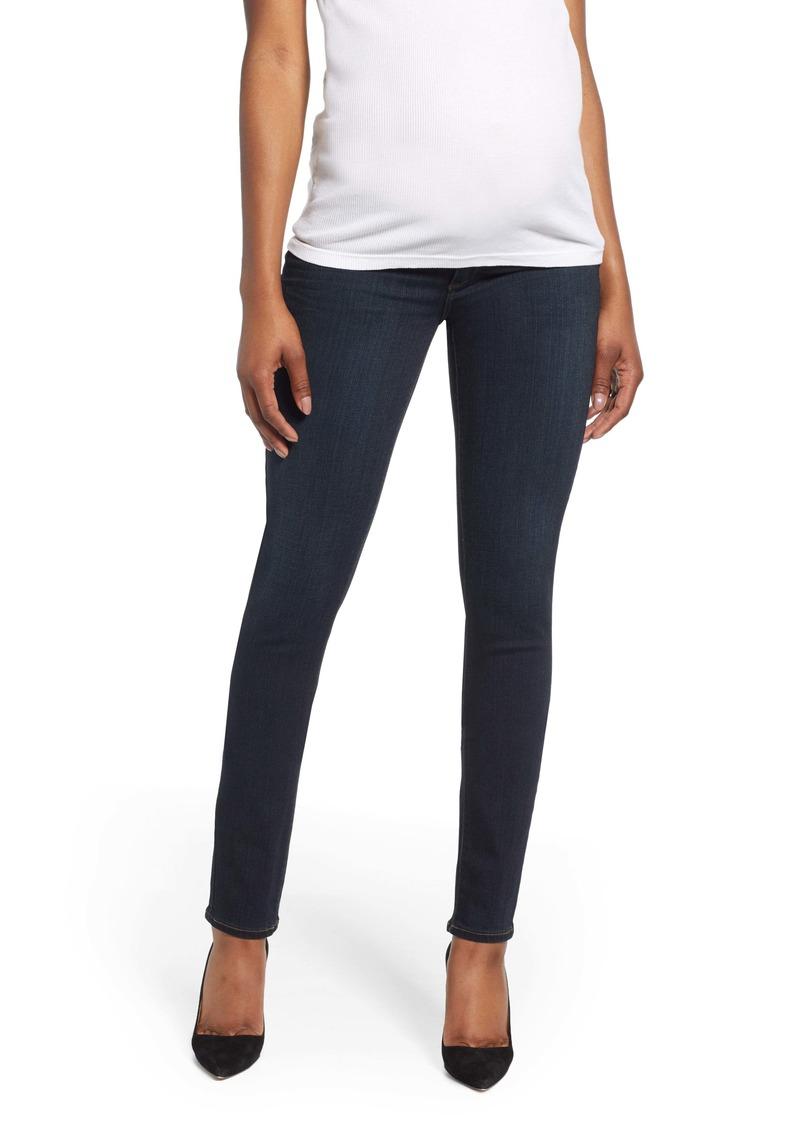 PAIGE Transcend - Skyline Skinny Maternity Jeans (Mona)