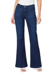 PAIGE Genevieve Wide Leg Jeans (Cosmopolitan)