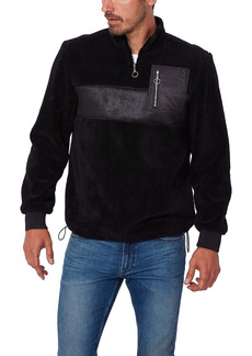 PAIGE Hartson Quarter-Zip Pullover