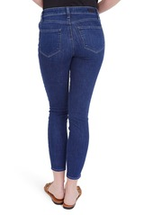 PAIGE Hoxton Crop Skinny Jeans (Mai Tai)