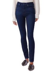 PAIGE Margot High Waist Skinny Jeans (Telluride)
