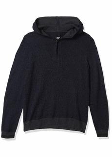 PAIGE Men's Brinley Half Zip Sweater  L