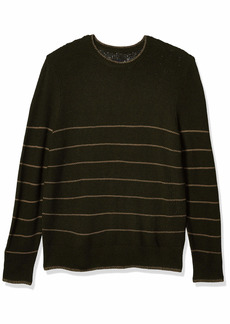 PAIGE Men's Henrick Stripe Sweater  M