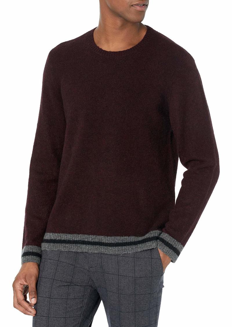 PAIGE Men's LINDBLADE Wool Blend Crewneck Sweater  S