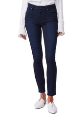 PAIGE Muse High Waist Ankle Super Skinny Jeans (Lana)