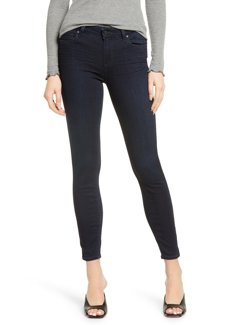 PAIGE Muse Skinny Jeans (Cashmere)