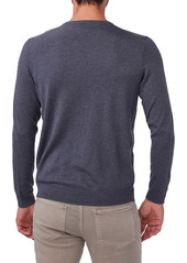 PAIGE Northam Cotton Blend Crewneck Sweater