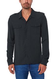 PAIGE Patrick Button-Up Shirt