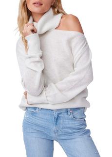 PAIGE Raundi Cutout Turtleneck Sweater