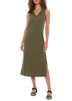 PAIGE Sage Sleeveless Tank Dress